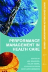 Ebook in inglese Performance Management in Healthcare -, -