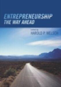 Ebook in inglese Entrepreneurship