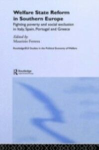 Ebook in inglese Welfare State Reform in Southern Europe -, -
