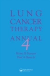 Ebook in inglese Lung Cancer Annual 4 -, -