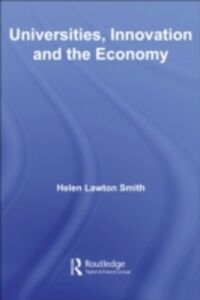 Ebook in inglese Universities, Innovation and the Economy Lawton-Smith, Helen