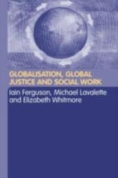 Global Justice And Social Work