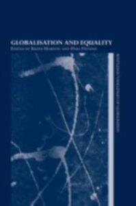 Foto Cover di Globalisation and Equality, Ebook inglese di  edito da Taylor and Francis