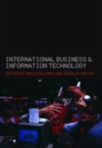 Ebook in inglese International Business and Information Technology -, -