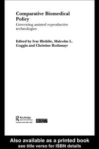 Ebook in inglese Comparative Biomedical Policy