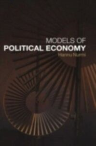 Ebook in inglese Models of Political Economy Nurmi, Hannu