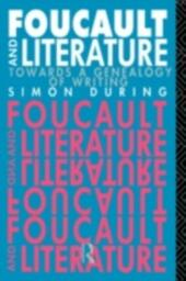 Foucault and Literature