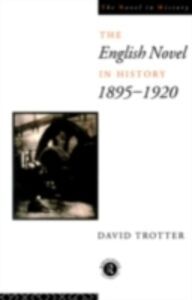Ebook in inglese English Novel in History, 1895-1920