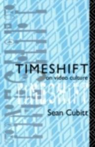 Ebook in inglese Timeshift Cubitt, Sean