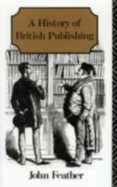 History of British Publishing