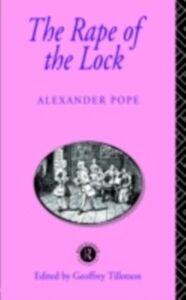Ebook in inglese Rape of the Lock Pope, Alexander