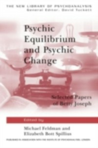 Ebook in inglese Psychic Equilibrium and Psychic Change -, -