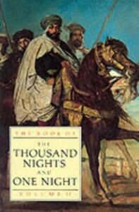 Ebook in inglese Book of the Thousand and One Nights (Vol 2)