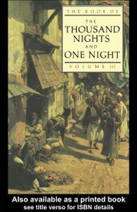 Ebook in inglese Book of the Thousand and One Nights (Vol 3) -, -