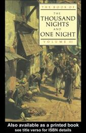Book of the Thousand and One Nights (Vol 3)