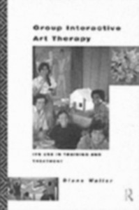 Ebook in inglese Group Interactive Art Therapy Waller, Diane