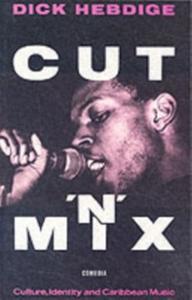Ebook in inglese Cut `n' Mix Hebdige, Dick