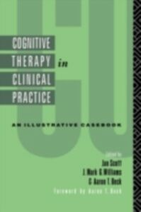 Ebook in inglese Cognitive Therapy in Clinical Practice
