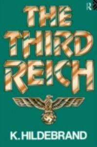 Ebook in inglese Third Reich Hildebrand, Klaus