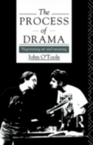 Ebook in inglese Process of Drama O'Toole, John