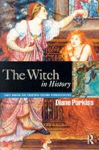 Ebook in inglese Witch in History Purkiss, Diane