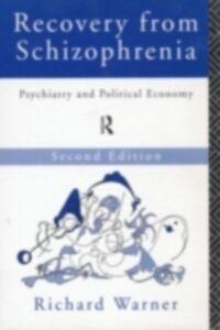 Ebook in inglese Recovery from Schizophrenia Warner, Richard