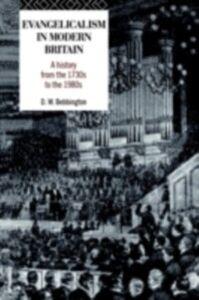 Foto Cover di Evangelicalism in Modern Britain, Ebook inglese di David W. Bebbington, edito da Taylor and Francis