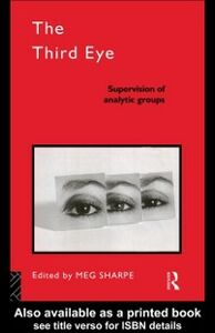 Ebook in inglese Third Eye Sharpe, Meg