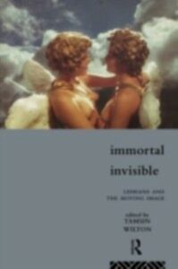 Ebook in inglese Immortal, Invisible Wilton, Tamsin