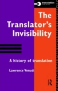 Ebook in inglese Translator's Invisibility Venuti, Lawrence