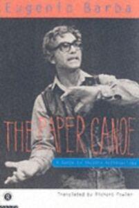 Foto Cover di Paper Canoe, Ebook inglese di Eugenio Barba, edito da Taylor and Francis