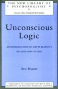 Ebook in inglese Unconscious Logic Rayner, Eric