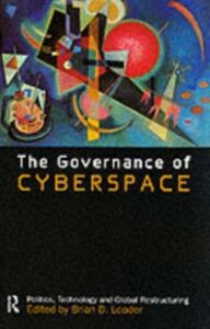 Foto Cover di Governance of Cyberspace, Ebook inglese di  edito da Taylor and Francis