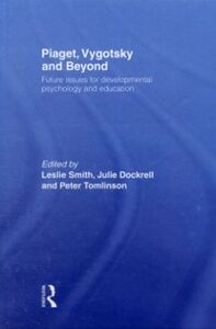 Foto Cover di Piaget, Vygotsky & Beyond, Ebook inglese di  edito da Taylor and Francis