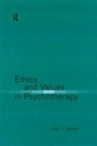 Ebook in inglese Ethics and Values in Psychotherapy Tjeltveit, Alan