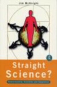 Foto Cover di Straight Science? Homosexuality, Evolution and Adaptation, Ebook inglese di Jim McKnight, edito da Taylor and Francis