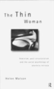 Foto Cover di Thin Woman, Ebook inglese di Helen Malson, edito da Taylor and Francis