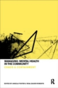 Ebook in inglese Managing Mental Health in the Community -, -