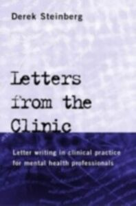 Foto Cover di Letters From the Clinic, Ebook inglese di Derek Steinberg, edito da Taylor and Francis
