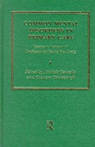Ebook in inglese Common Mental Disorders in Primary Care