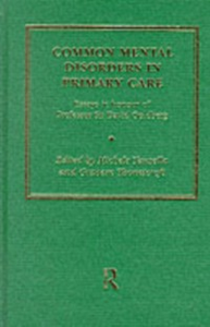 Ebook in inglese Common Mental Disorders in Primary Care -, -