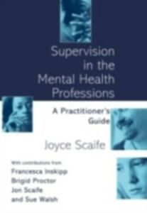 Ebook in inglese Supervision in Clinical Practice Scaife, Joyce