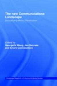 Ebook in inglese New Communications Landscape