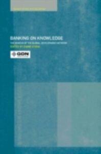 Foto Cover di Banking on Knowledge, Ebook inglese di  edito da Taylor and Francis