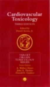 Cardiovascular Toxicology, Third Edition
