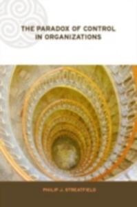 Ebook in inglese Paradox of Control in Organizations Streatfield, Philip