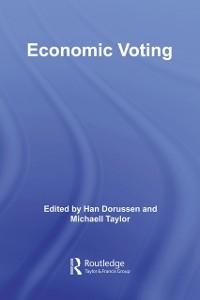Ebook in inglese Economic Voting -, -
