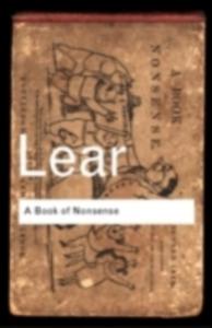 Ebook in inglese Book of Nonsense Lear, Edward
