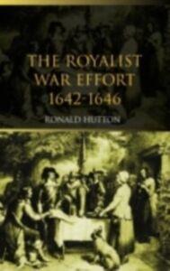 Foto Cover di Royalist War Effort, Ebook inglese di Ronald Hutton, edito da Taylor and Francis