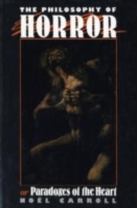 Ebook in inglese Philosophy of Horror Carroll, Noel